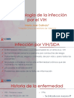 1 Epidemiología de La Infección Por El VIH