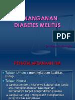 Penanganan DM - Kelas DM.ppt