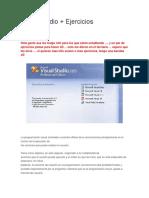 Visual Studio ejercicios.docx