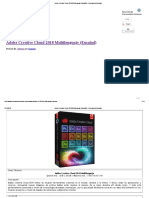 Adobe Creative Cloud 2018 Multilenguaje (Español) - IntercambiosVirtuales