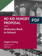 no kid hungry - proposal1
