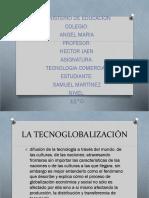 Diapositivas de Tecnologia Comercial