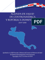 Agenda Salud Centroamerica Rep Dom-2009-2018