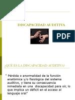 discapacidad AUDITIVA2.ppt