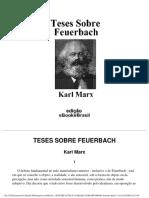 2060 - Teses Sobre Feuerbach - Karl Marx