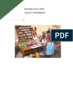 La Medicina Tradicional en El Peru