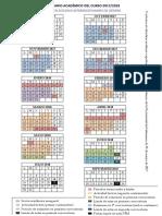 calendario 2017/2018 del master en estudios de genero de la UBA