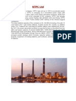 NTPC dadri thermal  report