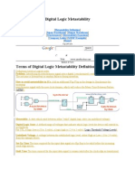 Digital Logic Met a Stability