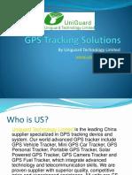 GPS Tracking Solutions by Uniguard Technology Limited Www.uniguardgps.com DEMOGPS