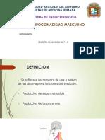 HIPOGONADIMSO 2DA PARTE.pptx