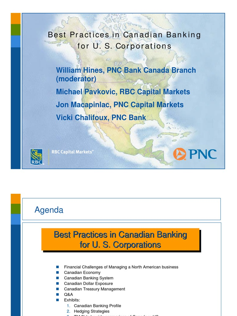 Best Practices Canadian Banking | Cheque | Banks