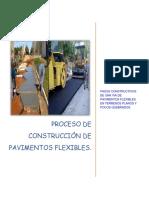 Proceso de Pavimentos