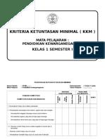 9. KKM Tematik 1
