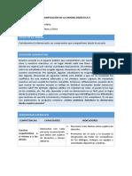 FCC - Planificación Unidad 2 - 3er Grado