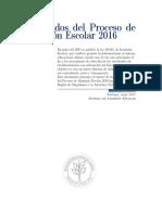 Informe Final Proceso 2016