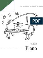Curso de Piano para Niños