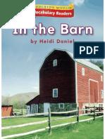1.6.2 - In the Barn