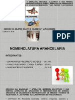 NOMENCLATURA ARANCELARIA - copia.pptx