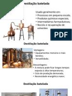Apresentação Torres de destilação