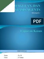 Anticoagulant and Hemostatics Agent