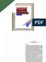 Paradigmas en Psicologia de La Educacion Rojas
