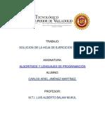 EJERCICIOS U3