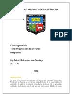 Agrotecnia Informe 1°