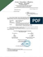 Surat Ke PMI