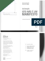 HARDT; NEGRI, Declaração Isto não é um manifesto.pdf