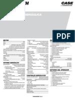 CASE Excavadora Hidraulica CX240B_MH
