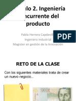 Modulo 2. Ingeniería Concurrente Del Producto