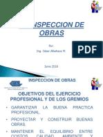 Inspeccion de Obras PRESENTACION