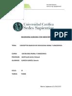 Trabajo 1 Sociologia Rural y Amazonica