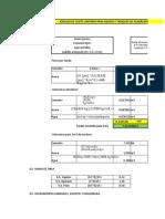 Análisis de Costo Unitario Para Muros de Albañileria