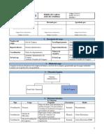 Perfil de Cargo Jefe de Compras (Aminstrativo)