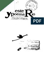 Claribel Alegría_ Y Este Poema-rio