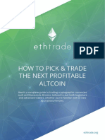 Booklet-How to Pick and Trade the Next Profitable Altcoin