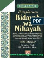 Al Bidayah Wan Nihayah Pdf