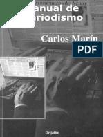 Carlos Marin-Manual de periodismo  Journalism Manual (Spanish Edition) (2003).pdf