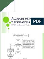 Alcalosis Metabólica y Respiratoria