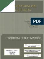 75641707 Arquitectura Pre Inca e Inca Diapositiva Completa