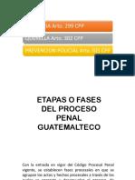 Etapas Del Proceso Penal (Etapa Preparatoria)
