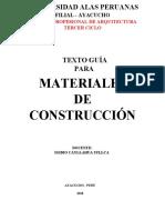 Libro Materiales de Construccion