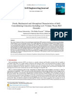 Fresh, Mechanical and Absorption Characteristics of Self-Consolidating Concretes Including Low Volume Waste PET Granules.pdf