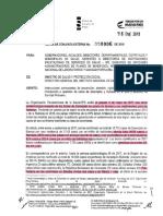 3. Sarampión, circular conjunta 006 de  2018