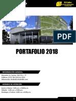 Portafolio 2018 Servicios Tarifas El Cubo