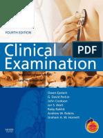 Clinical Examination 4ª ediciòn www.Galenious.com