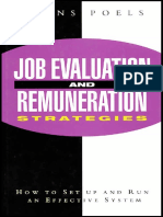 Job Evaluation and Renumeration Strategies