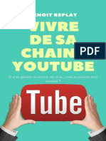 Vivre de Sa Chaine Youtube _ Tr - Benoit Replay